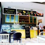 Be Organic by Lemon Farm, The Portico, Langsuan