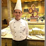 Manachai Konkangplu, Executive Sous Chef, Sheraton Grande Sukhumvit Hotel