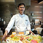 Mr. Nitipat Panyajiravisit, Executive Chef, Novotel Pleonchit Bangkok Hotel