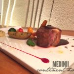 Romantic buffet dinner at Medinii, The Continent Hotel