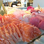 Dinner Buffet at Flow, Millennium Hilton Bangkok