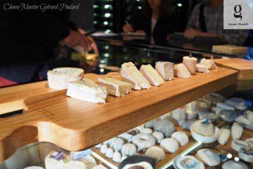 France's Cheese Master Gérard Poulard
