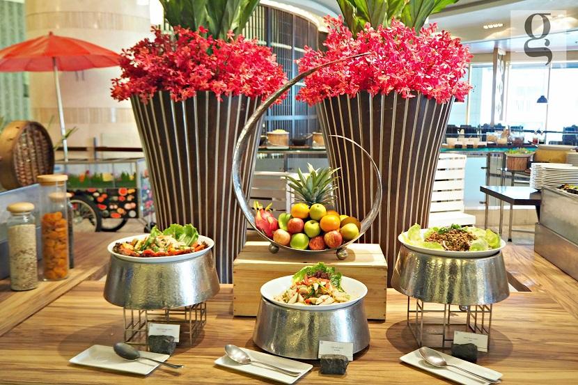 International Lunch Buffet At Atelier, Pullman Bangkok Grande Sukhumvit