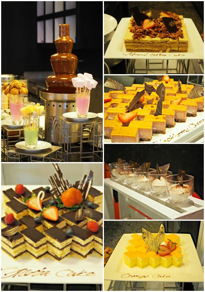 dessert-collage