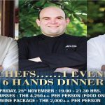 Eat,Drink, Think Spain – Michelin Star Guest Chefs at UNO MAS