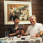 2-Michelin-starred Chef Valentino Marcattilii at Wine Pub of Pullman Bangkok King Power