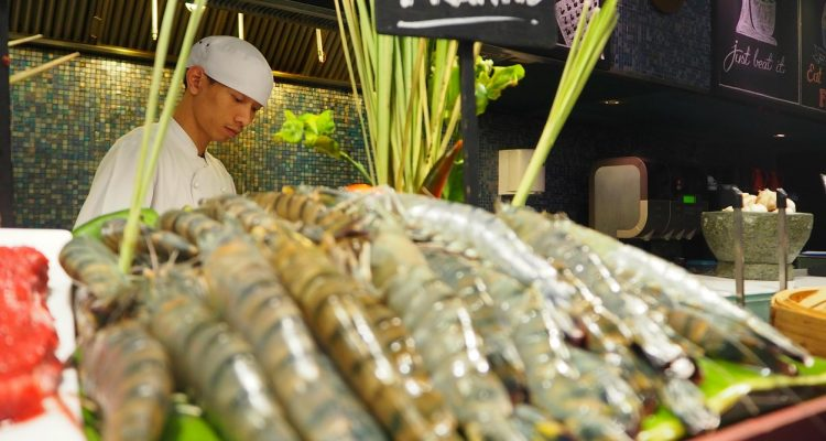 Atelier Seafood buffet