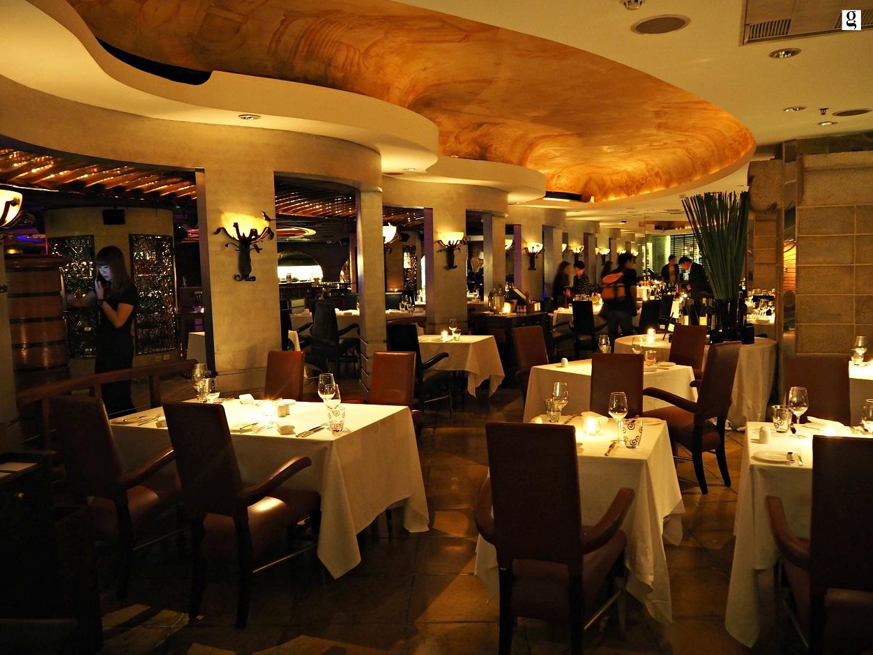 Spasso Grand Hyatt Erawan Hotel