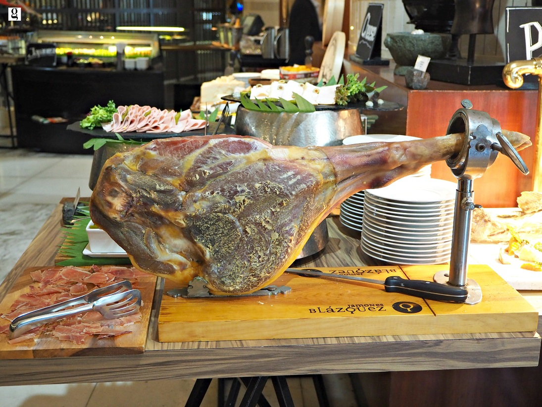 Sunday brunch Pullman Grande Sukhumvit