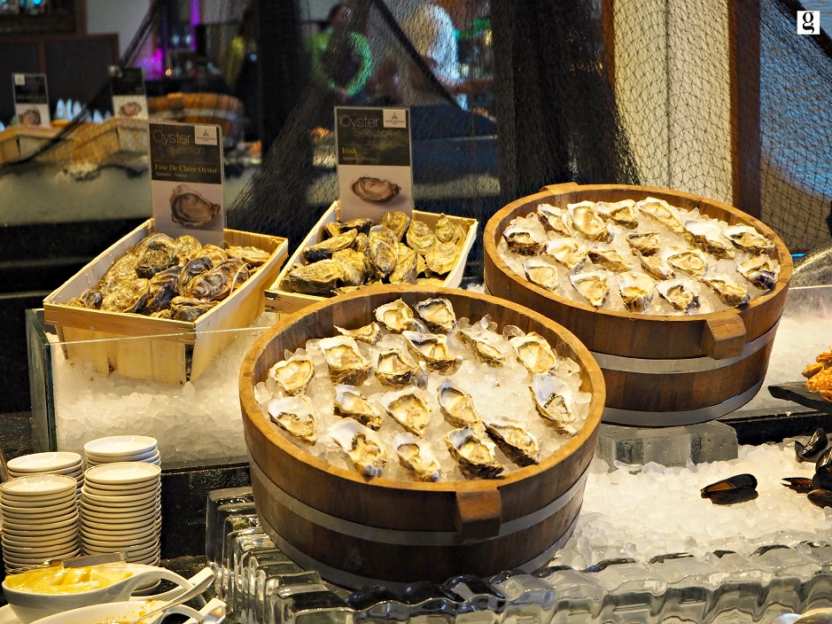 Best Buffet dinner in Bangkok – The Sukhothai Bangkok