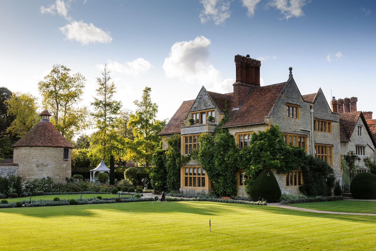 Belmond Le Manoir aux Quat'Saisons Launches The Raymond Blanc Gardening School