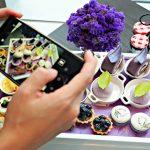 The Okura Prestige Bangkok presents Lavender Delight Afternoon Tea