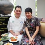 Singaporean Chef Paul Then at Colonnade