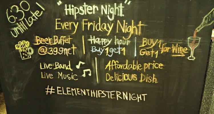 Hipster Night at Amara bangkok