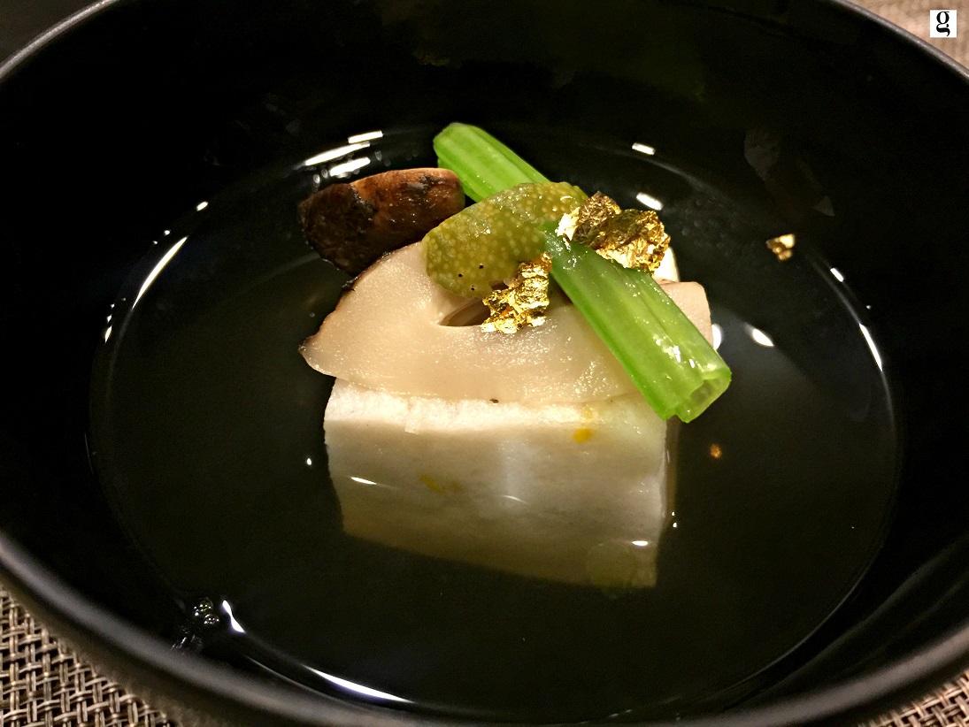 Tatsumi Seasonal Tasting Menu