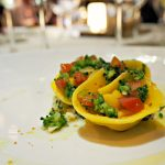 Roberto Pinna sets alight the Scalini dining experience