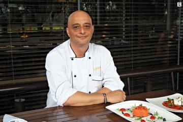 Roberto Panariello, Chef de Cuisine of Terrazza
