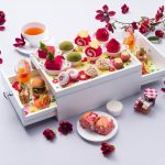 Tsubaki Camellia Blossoms Afternoon Tea at Up & Above Bar