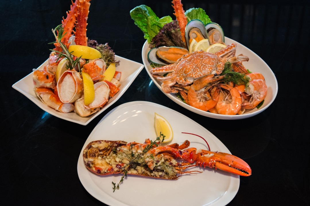 The Best Lobster Deal in the City Look no further than The Square, Novotel Bangkok on Siam Square