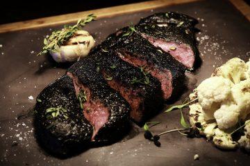 Spanish Rubia Gallega Beef at Scarlett Wine Bar & Restaurant