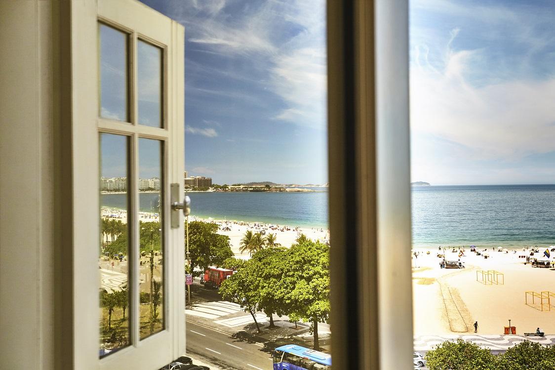 Iconic Belmond Copacabana Palace Captures City's Carioca Spirit With New Destination Restaurant 'Pérgula'