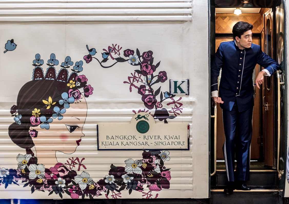 Belmond launches Art & Fashion in Motion 2018 Eastern & Oriental Express, Bangkok