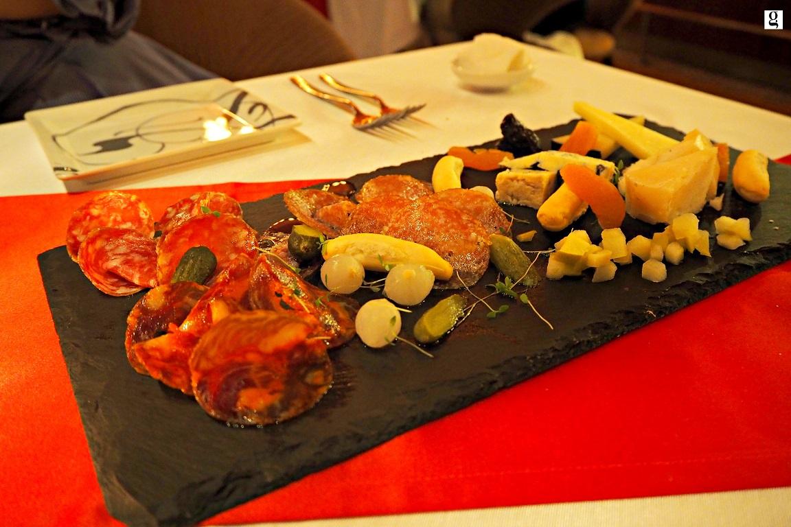 Valentine's Day Dinner at Tapas Vino