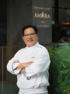 Amara Bangkok Appoints Nattakit Kallayanamitr as Executive Chef