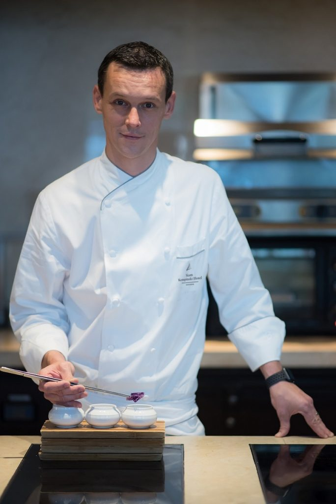 Siam Kempinski Hotel Bangkok appoints Stefan Trepp as Executive Chef