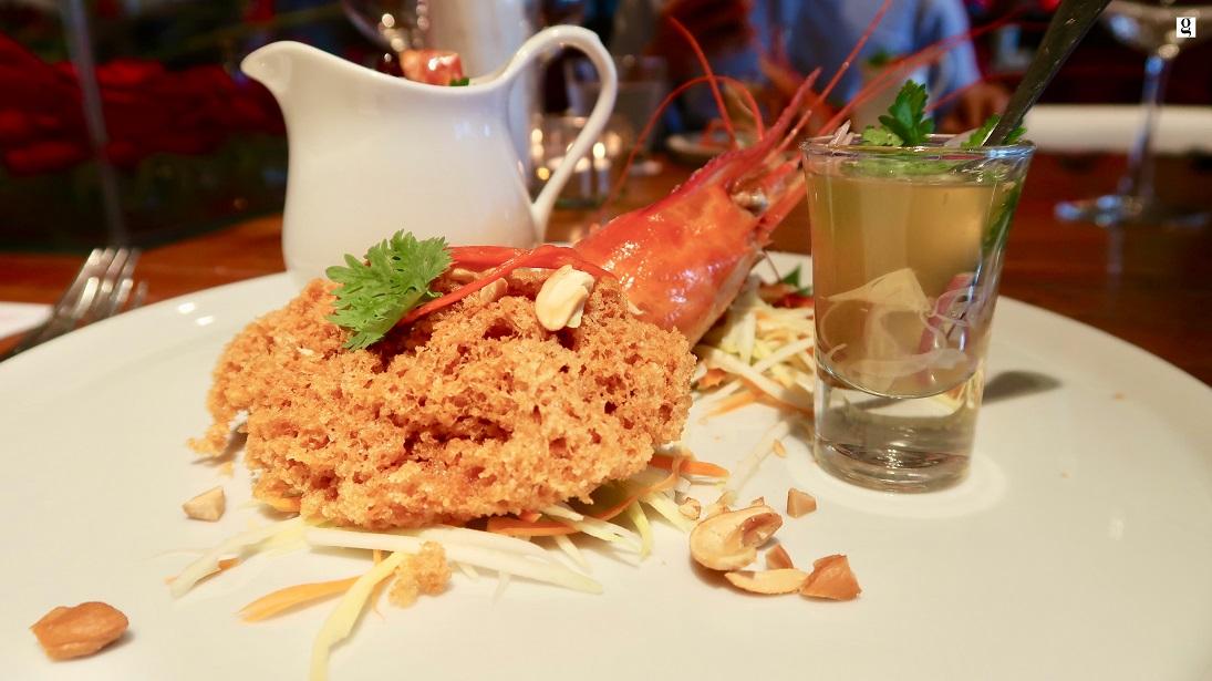 Long Table - Bangkok's preeminent Thai restaurant