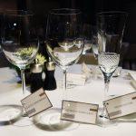 Mizubasho Sake Dinner at Embassy Room