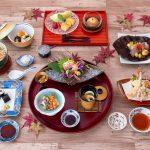 Special Autumn Gozen Lunch and Kaiseki Dinner at Yamazato Restaurant