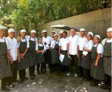 AWARD- WINNING SONG SAA PRIVATE ISLAND WELCOMES NEW EXECUTIVE CHEF