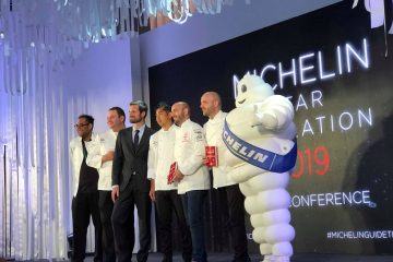 27 RESTAURANTS AWARDED STARS IN THE MICHELIN GUIDE BANGKOK, PHUKET AND PHANG-NGA 2019