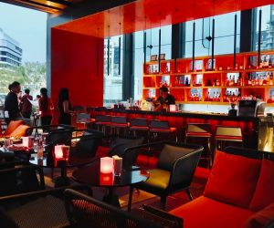 RedSquare Rooftop Bar at Novotel Bangkok Sukhumvit Soi 4