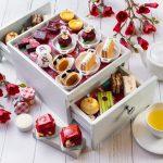 Tsubaki Afternoon Tea at Up & Above Bar