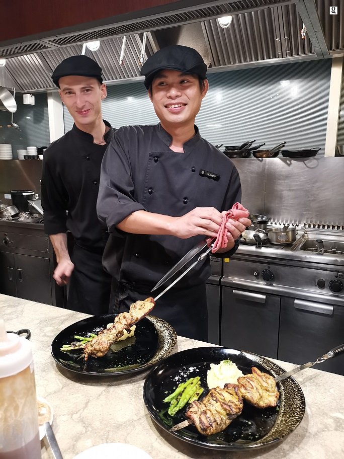Duo delights by Duo Chefs at Tapas Vino 6