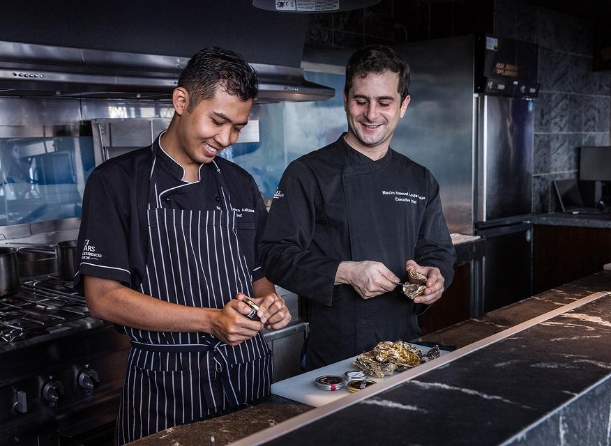 137 Pillars Suites & Residences Bangkok presents a Caviar Affair at Nimitr restaurant