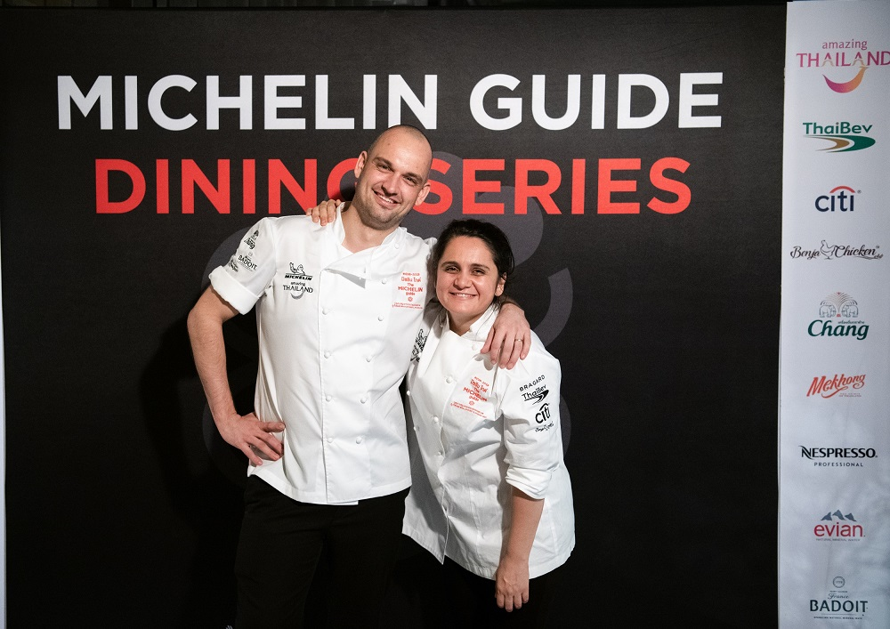 """The 3rd MICHELIN Guide Dining Series 2019: Set the Night Ablaze with Special Menu Titled """"Playing with Fire"""""""