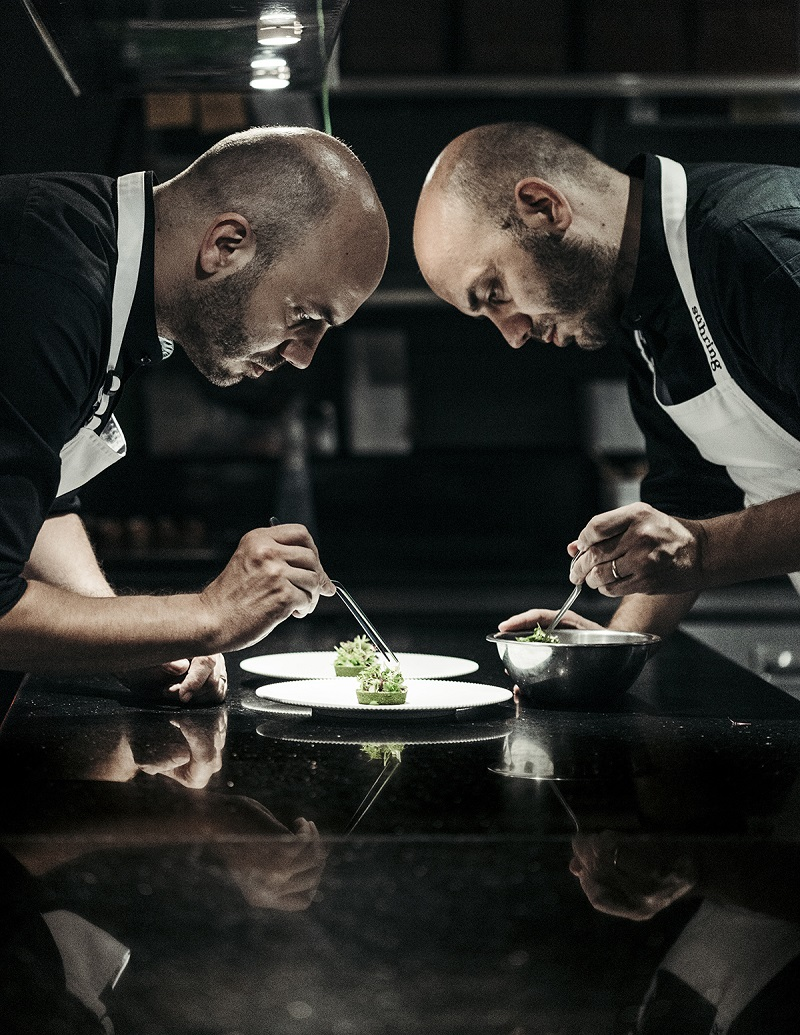 Explore Modern German Cuisine with Michelin-starred Twin Chefs Mathias and Thomas Sühring
