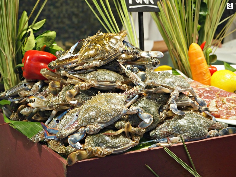 pullman sukhumvit seafood dinner buffet