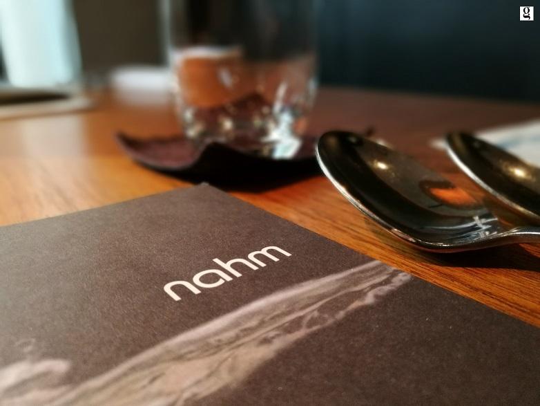Nahm Asia 50 best restaurant