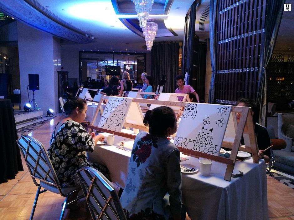 Work Hard, Play Hard Pullman Bangkok Grande Sukhumvit