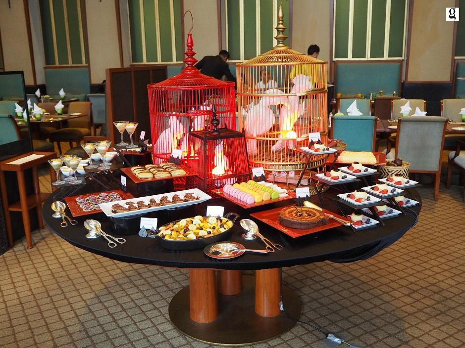 Best Buffet dinner in Bangkok – The Sukhothai Bangkok