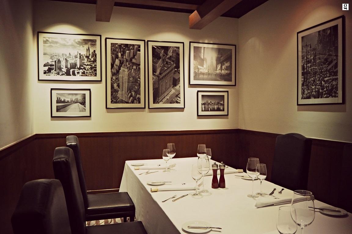U.S. Bone-In Prime Rib at New York Steakhouse