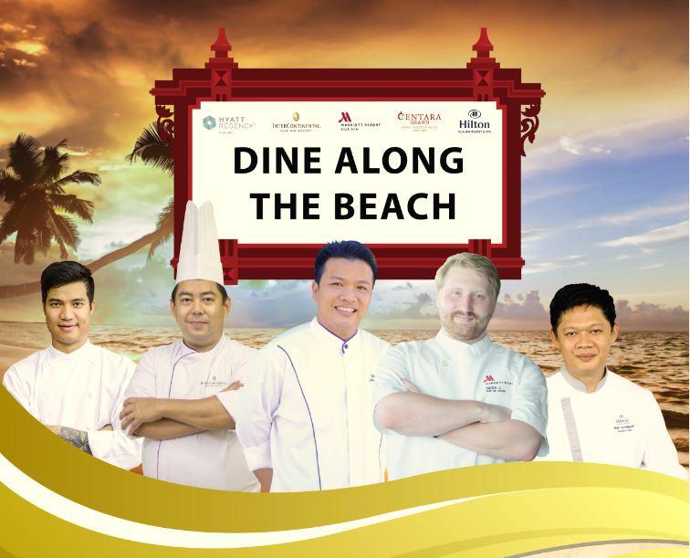 """Dine Along the Beach"" Returns to Hua Hin"