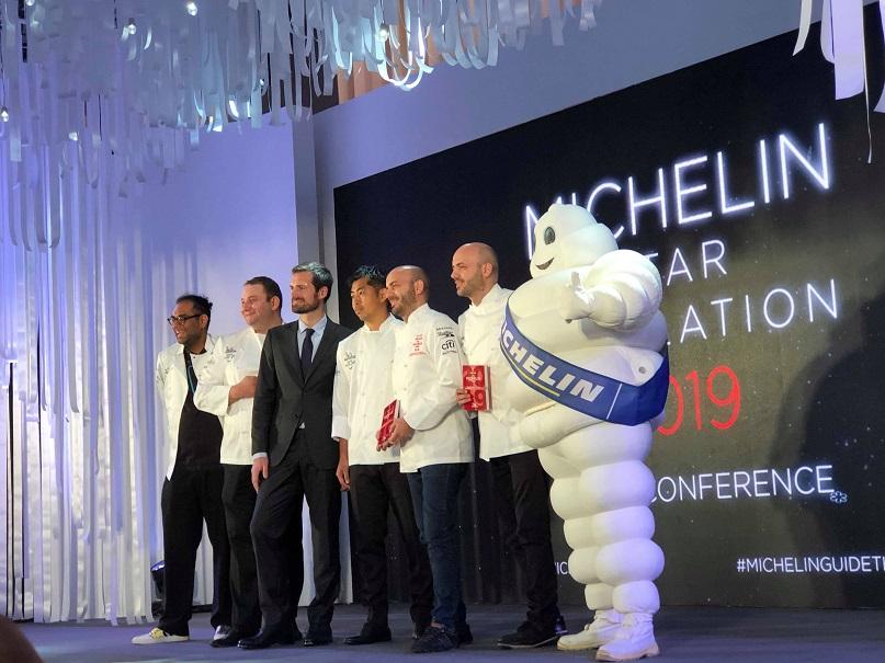27 RESTAURANTS AWARDED STARS IN THE MICHELIN GUIDE BANGKOK, PHUKET AND PHANG-NGA 2019