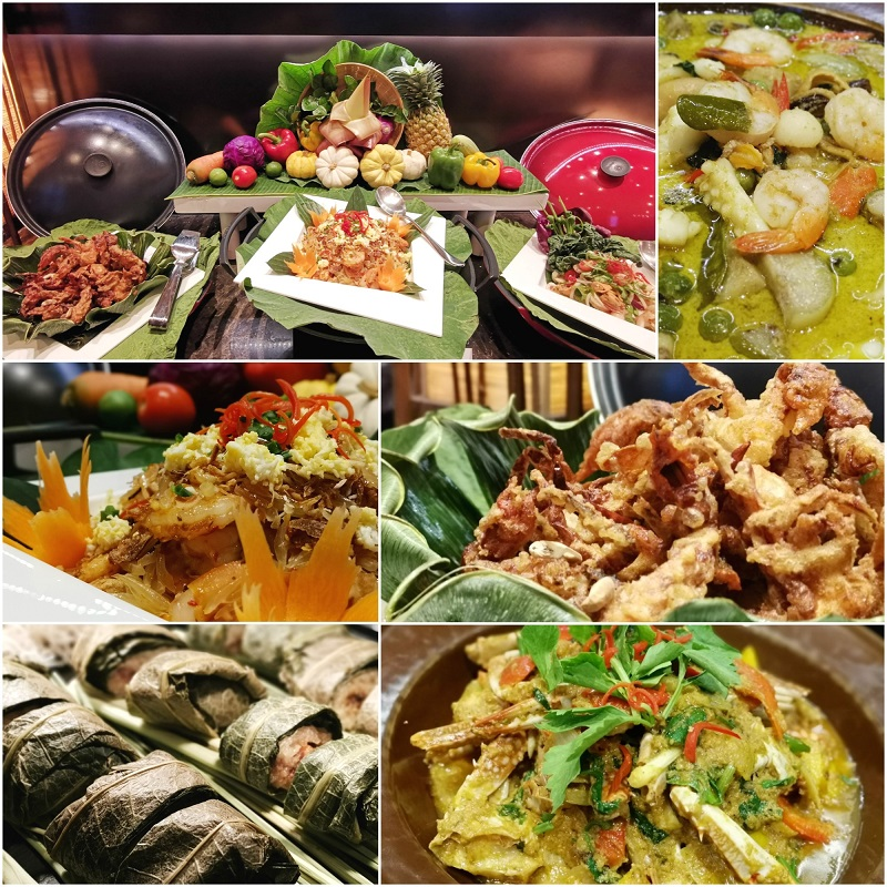 Seafood Buffet Dinner at Up & Above Restaurant and Bar