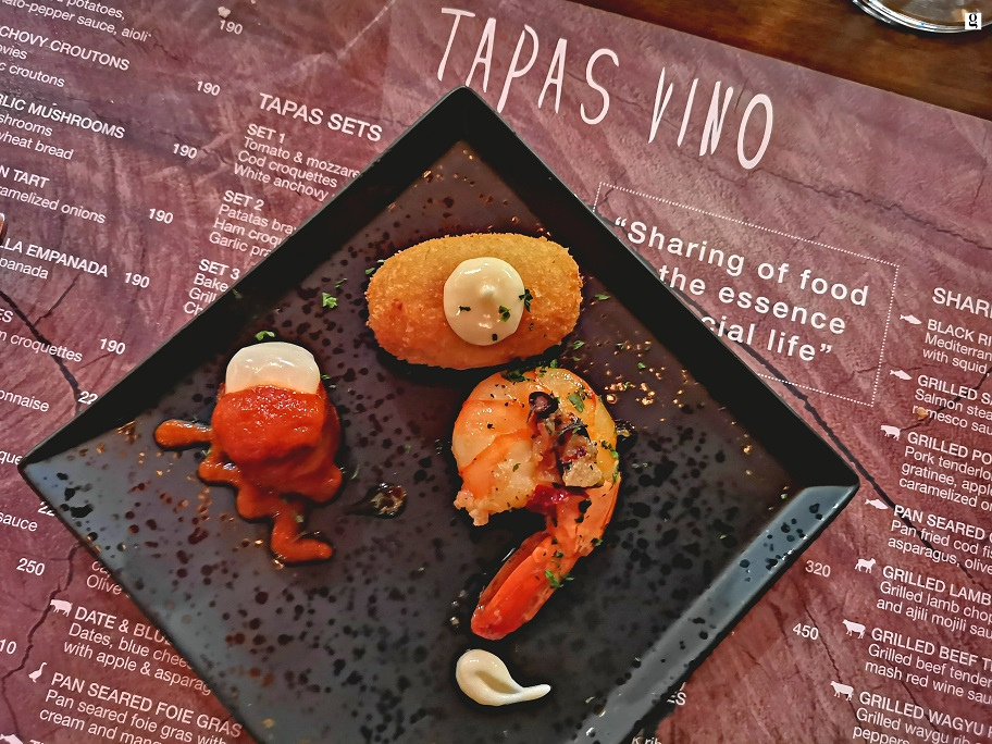 Duo delights by Duo Chefs at Tapas Vino 15